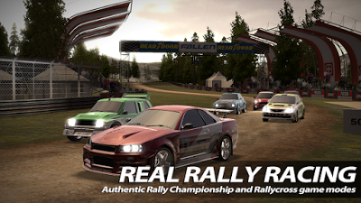 Download Rush Rally 2 v1.55 Mod Apk (Unlocked) Full Version