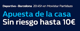 william hill Deportivo vs Barcelona invita la casa 29 abril