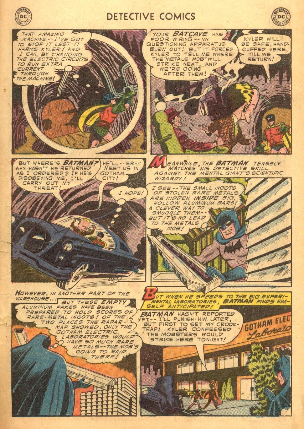 Detective Comics (1937) 217 Page 8