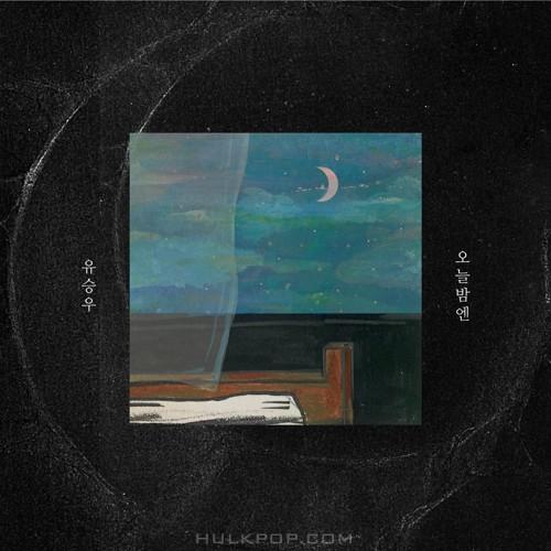 YU SEUNGWOO – Tonight – Single