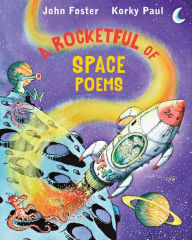 A Rocketful of Space Poems compiled by John Foster