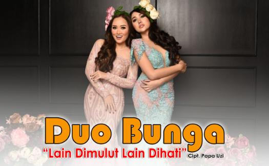 Duo Bunga, Dangdut, Dangdut Remix, Dangdut Terbaru, Dangdut Baru, Download Lagu Duo Bunga Lain Dimulut Lain Dihati Mp3 Terbaru 2018