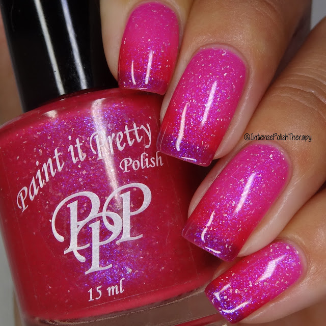 Paint It Pretty Polish - Pink Passion