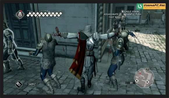 Assassin's Creed II PC Gameplay