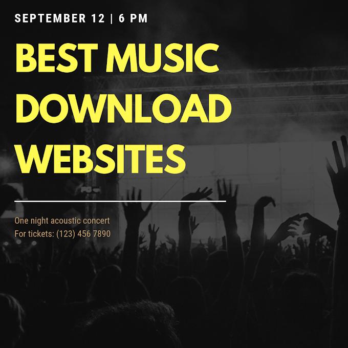 Best song downloading website Kon si he