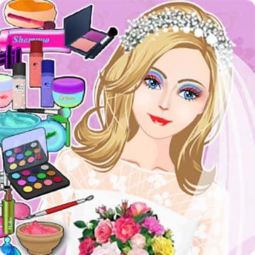 لعبة تلبيس العروسة Wedding Salon Bride Princess للاندرويد
