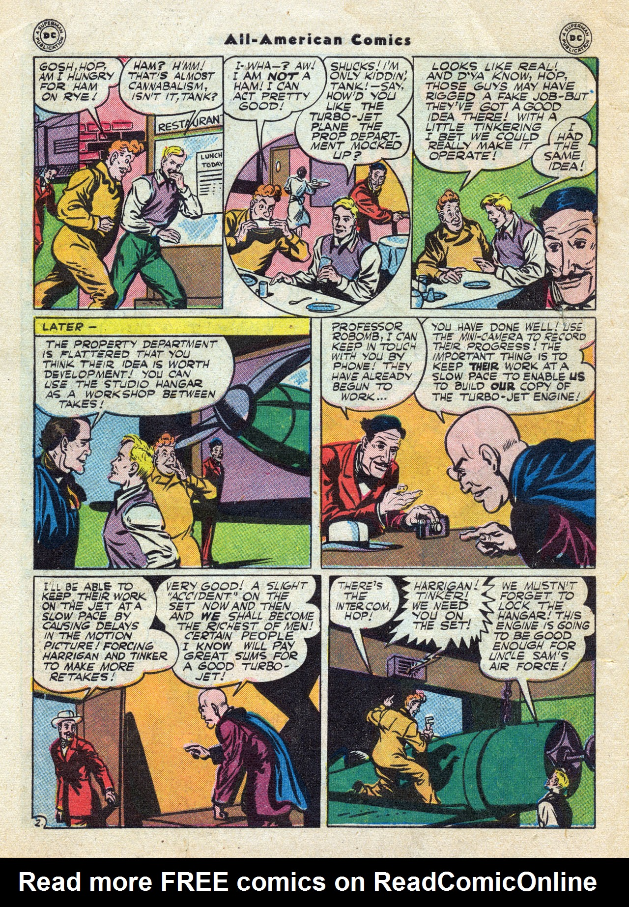Read online All-American Comics (1939) comic -  Issue #79 - 42