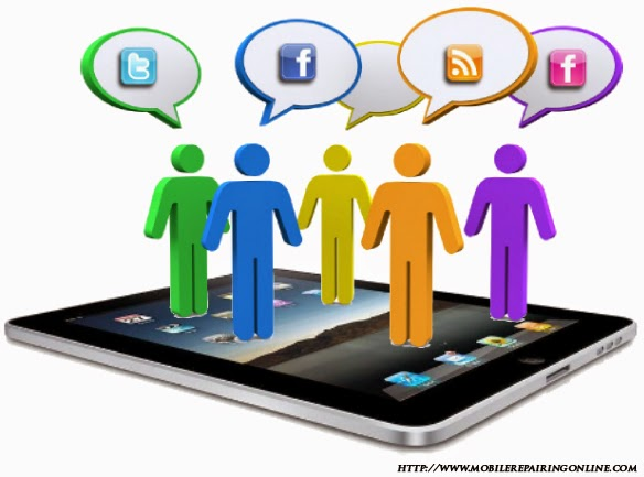 Social Networking apps for ipad