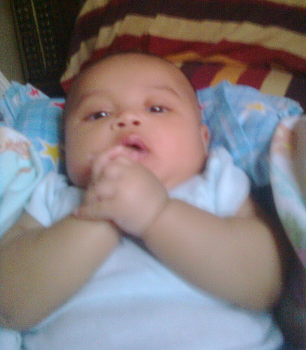 My Stories Welcome My Little Mujahidah
