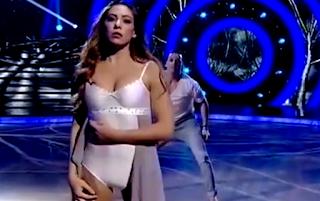 Η Ευρυδίκη Βαλαβάνη έκλεισε στόματα με τον χορό της στο DWTS