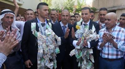 pernikahan di Palestina