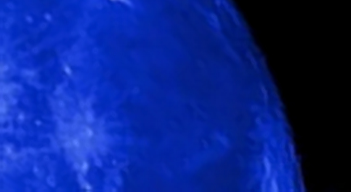 "Fenomena Langka, Bulan Purnama Berwarna Biru ""Blue Moon"""