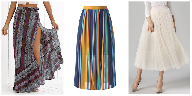 My Gamiss Wishlist: Skirts