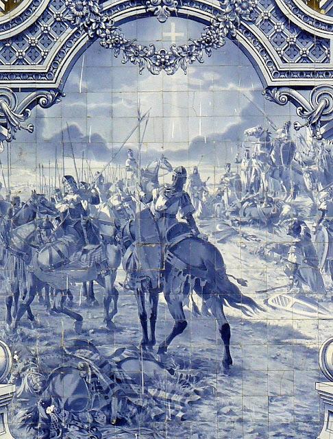 Dom Afonso Henriques e o milagre de Ourique