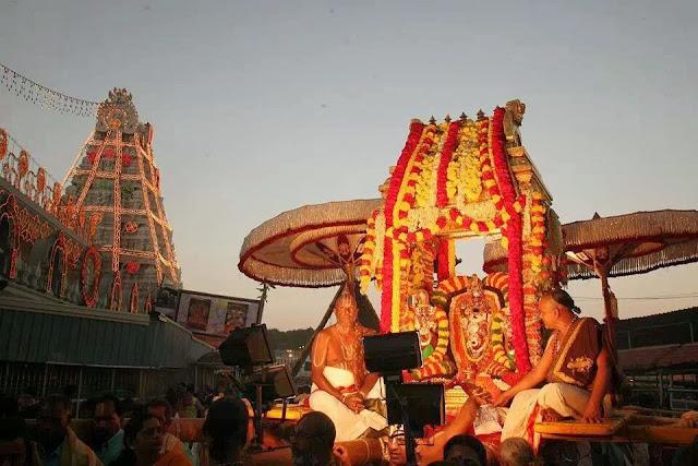 Tirumala and The Temple of Tirupati