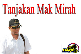 BMX Trabas Merdeka Ke 02 2017 Diikuti 500 an Rider : Tanjakan Mak Mirah & Lumpur Perindo Membuat Klimaks