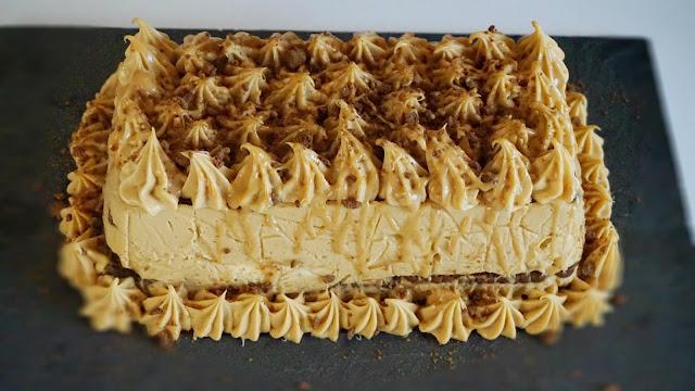 pastel de chocotorta