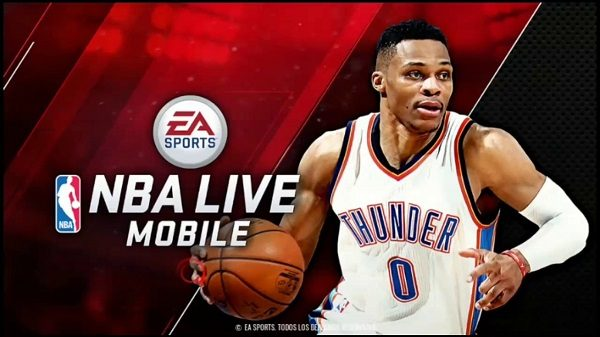 Download NBA Live Mobile HD Hack Android Apk Game