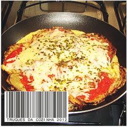Tortilha de berinjelas