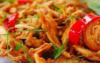 Resep Masakan Ayam Suwir, resep ayam suwir