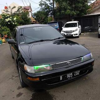 Dijual Toyota Corolla Great 1995 Harga dibawah 50 juta