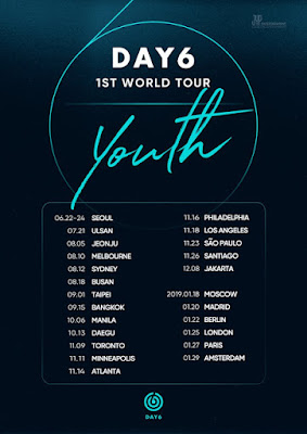 day6 world tour youth