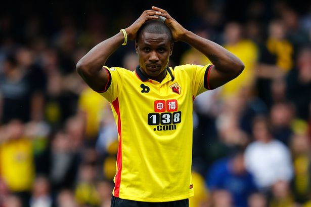 Image result for Ighalo West Brom deal falls through