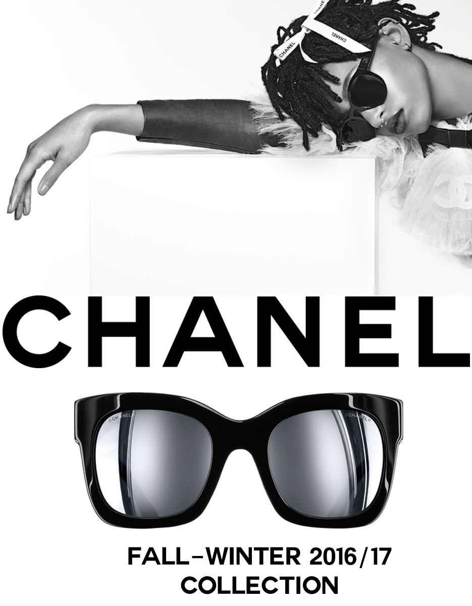Chanel Fall-Winter 2016/17 Sunglass Collection
