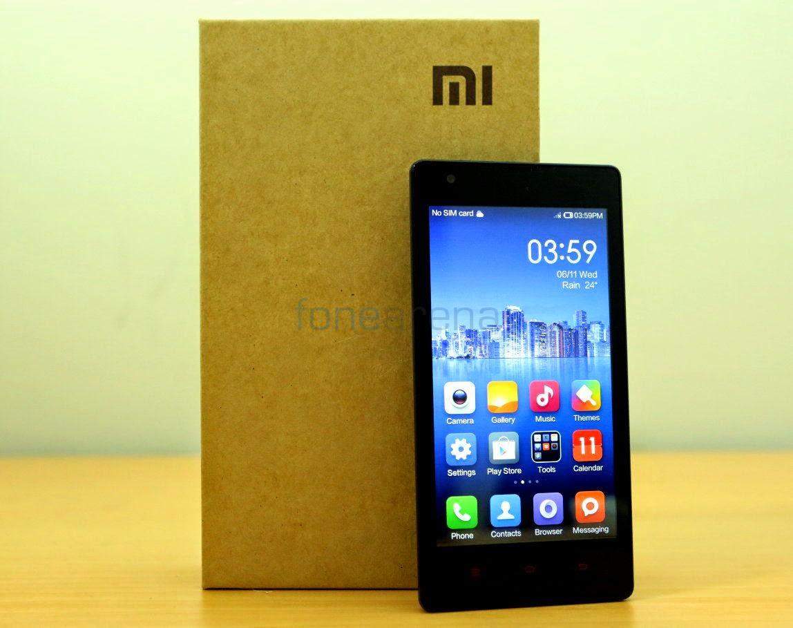 Harga dan Spesifikasi HP Xiaomi Redmi 2 Terbaru 2015