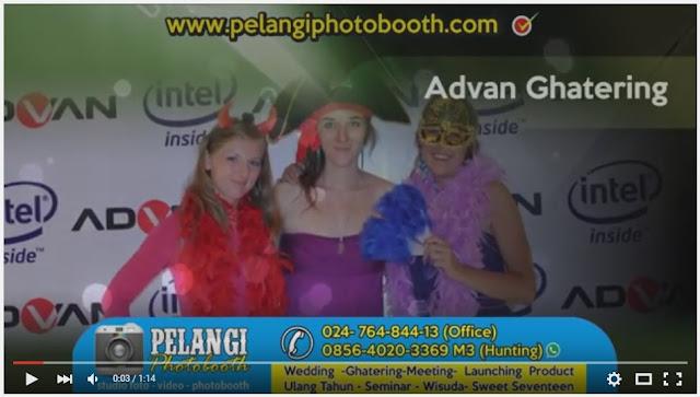 Photobooth kini menjadi Trend Souvenir yang UNIK dan Berkesan - Jasa Photobooth Semarang.