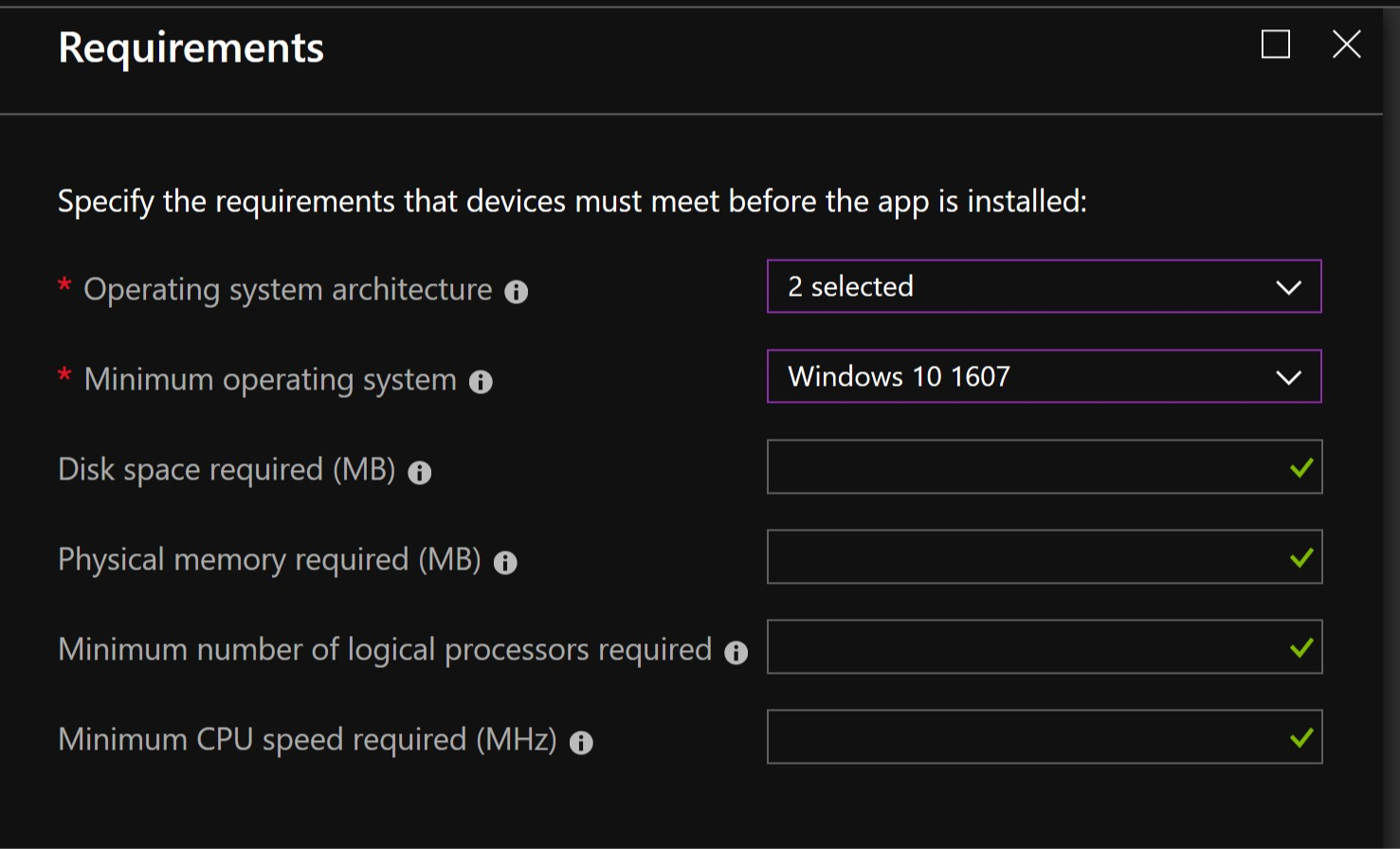 Deploying ThinkPad BIOS Updates With Intune