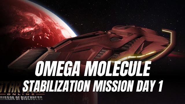 Star Trek Online 2019 • Omega Particle Stabilization Day 1