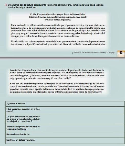 LITERATURA 1 Y 2: Noviembre 2013