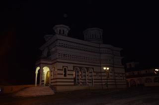 Rasoforia Maicii Ana, Manastirea Floresti