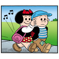 HEARTBREAK RADIO WITH NANCY, SLUGGO AND TRANSISTORS
