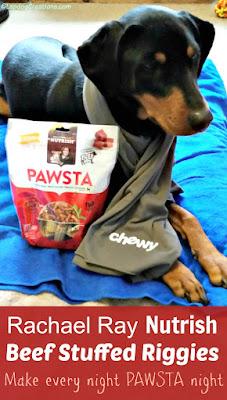 doberman mix rescue puppy rachael ray dog treats