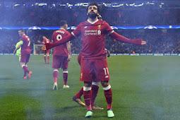 AS Roma : Setelah Messi, Sekarang Mohamed Salah