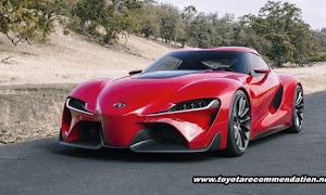 2019 Toyota Supra Concept, Spec and Interior