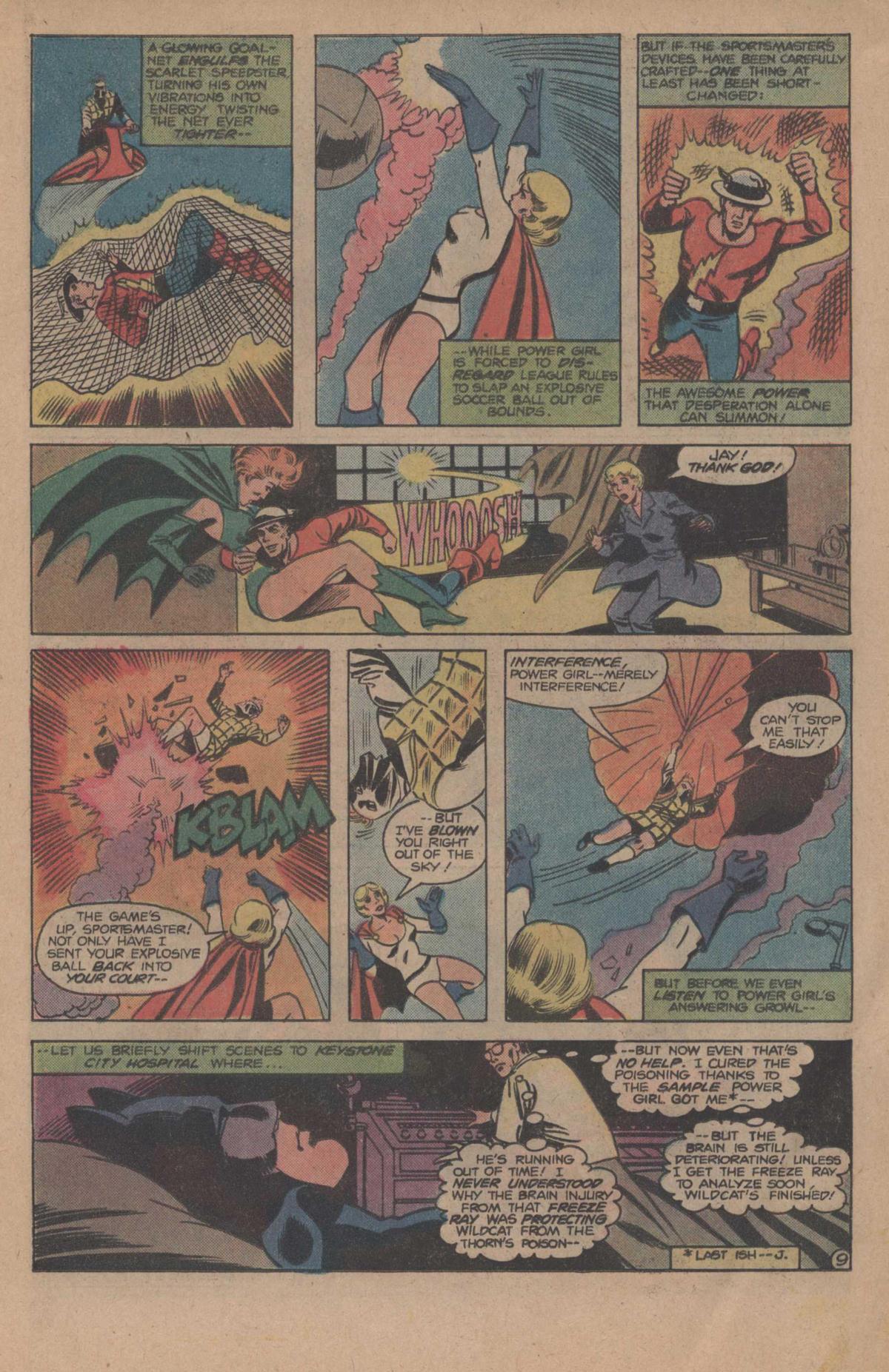 Read online All-Star Comics comic -  Issue #73 - 15
