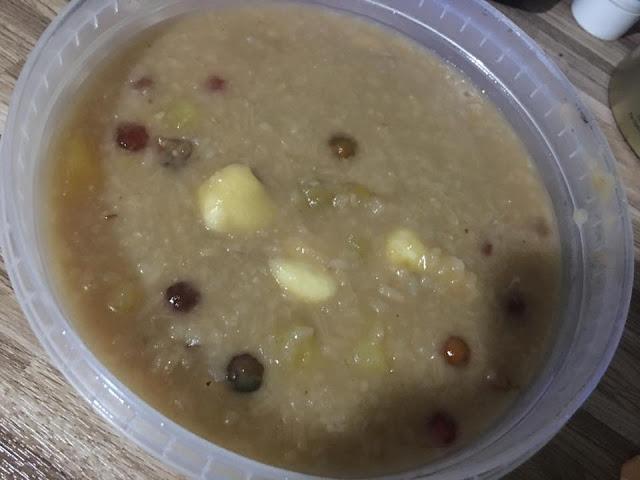 Binignit - Cebuano delicacy