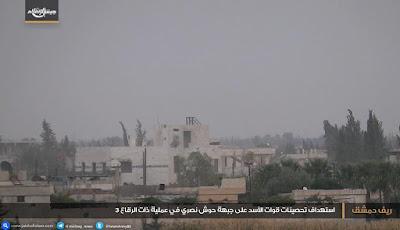 serangan jaish al-islam Dhat Al-Riqa 3