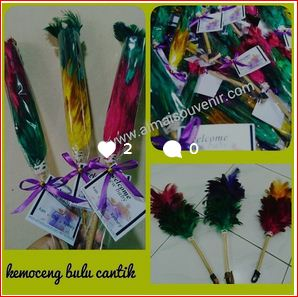 doorgift murah kemoceng mini