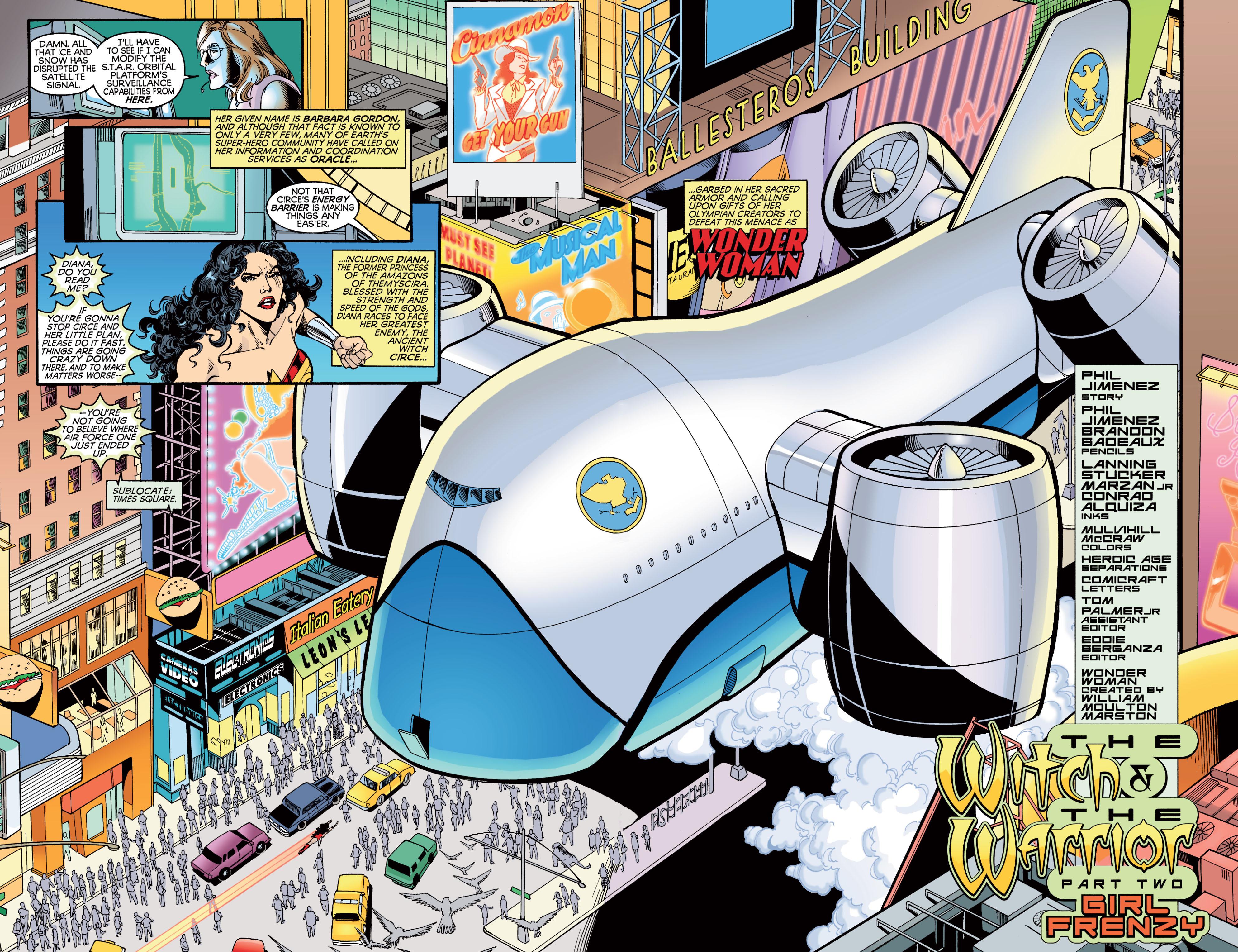 Read online Wonder Woman (1987) comic -  Issue #175 - 5