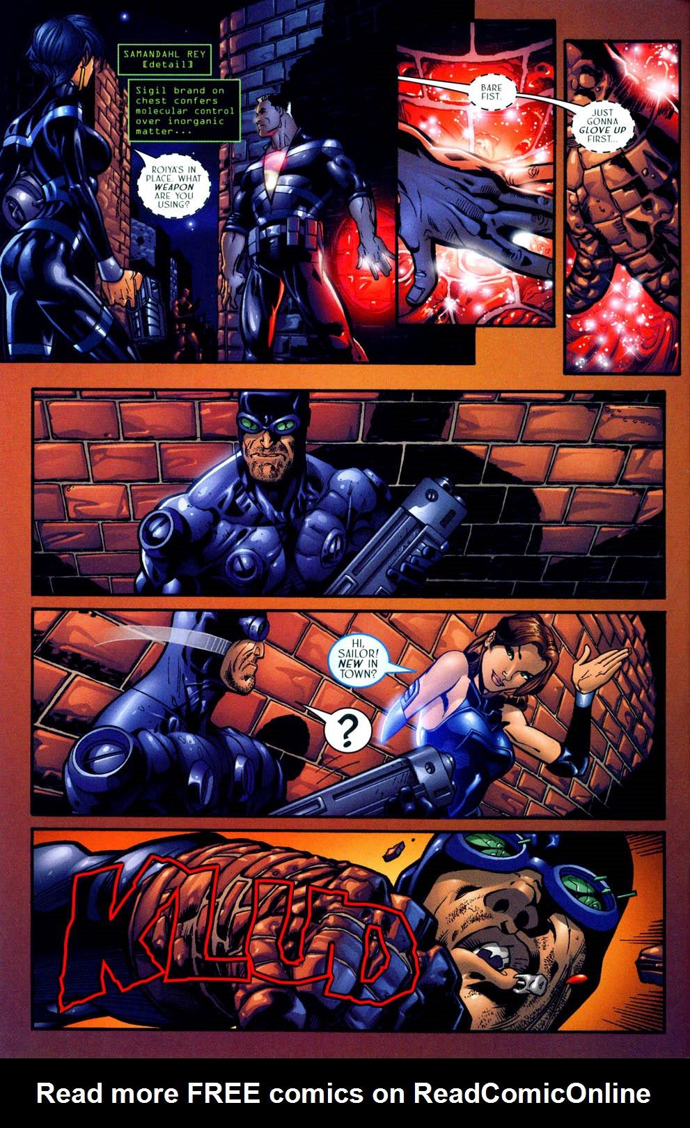 Read online Sigil (2000) comic -  Issue #12 - 10