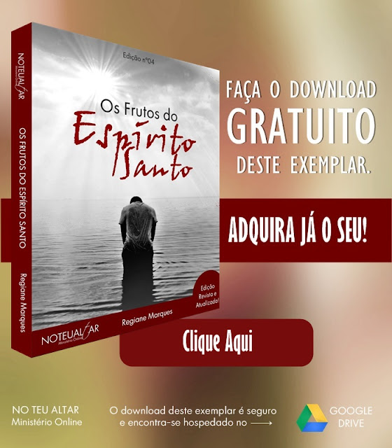Fazer download Ebook Os frutos do Espirito Santo