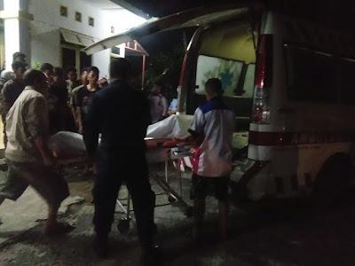 Kecelakaan Maut di Siantar,Pengendara Beat Tewas di Tempat