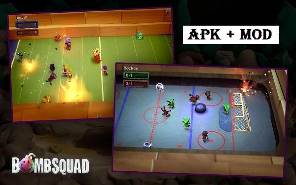 Download BombSquad Apk Mod Pro Edition Unlocked