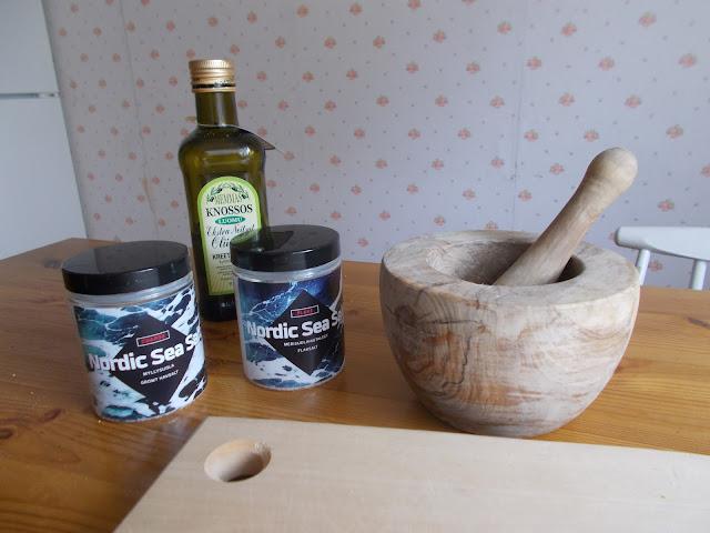 Nordic guston luomu merisuola