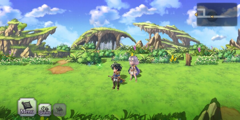 Another Eden Screenshot 05