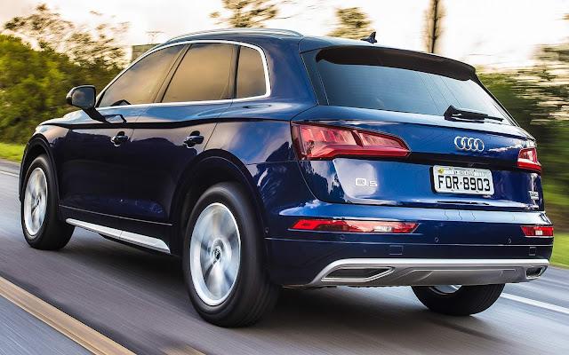 Audi Q5 2018/2020 tem peças que podem se soltar - recall
